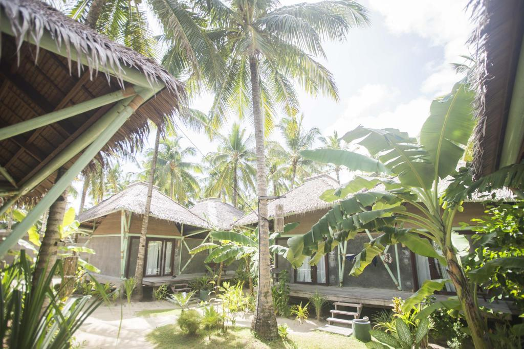 where to stay in siargao - bravo beach resort