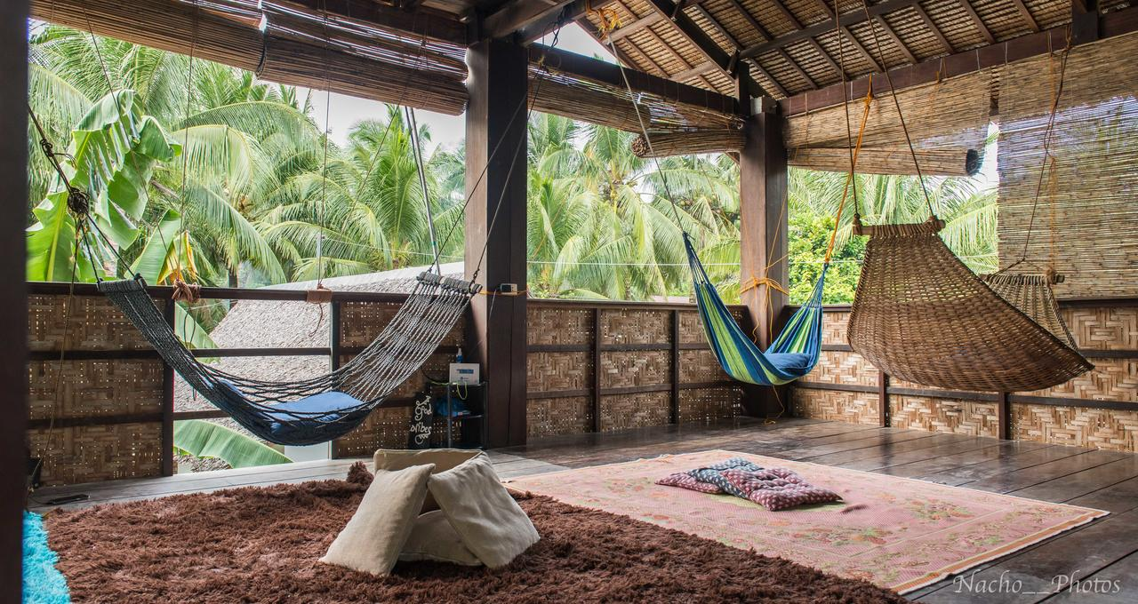 where to stay in siargao - footprints homestay spot