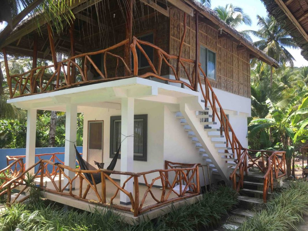 where to stay in siargao - typhoon blues