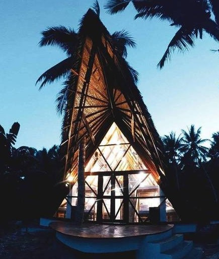 where to stay in siargao - dahun villas