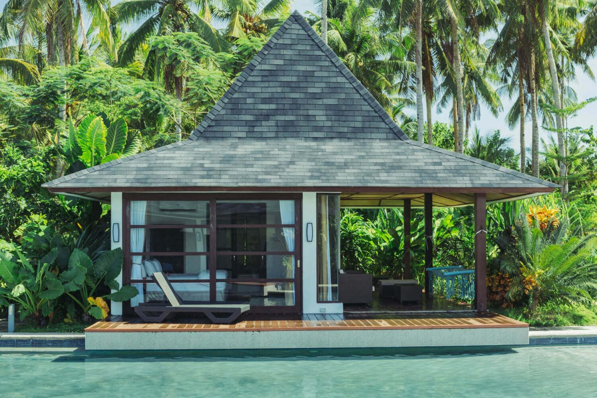 where to stay in siargao - siargao bleu