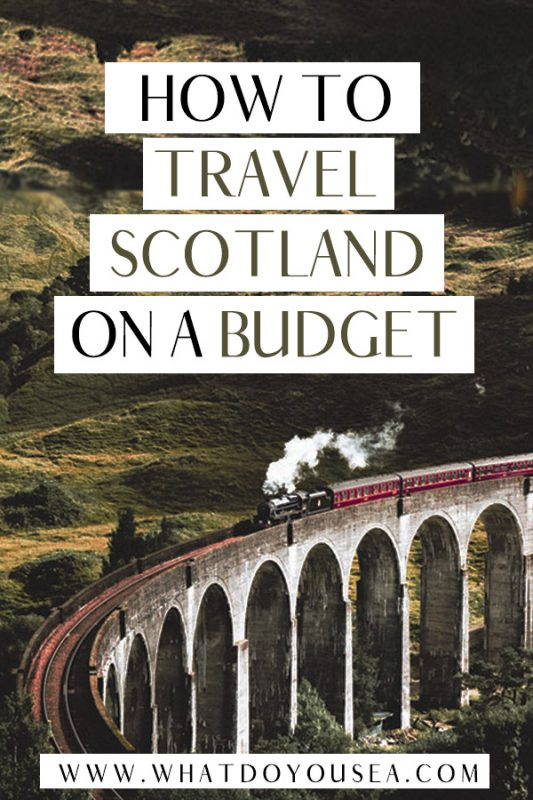 Traveling Scotland on a budget isn't impossible. In fact, you can still have an incredible travel experience in Scotland taking advantage of all the free things to do in the country! Using these 11 money-saving tips, you'll be on your way to this beautiful country without breaking the bank! #scotlandonabudget #scotland