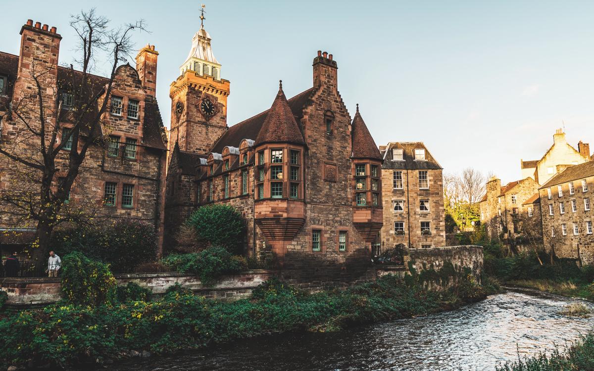 3 days in edinburgh, three days in edinburgh, edinburgh, edinburgh castle, scott monument, dean village, arthurs seat, the royal mile, new town, old town, edinburgh itinerary