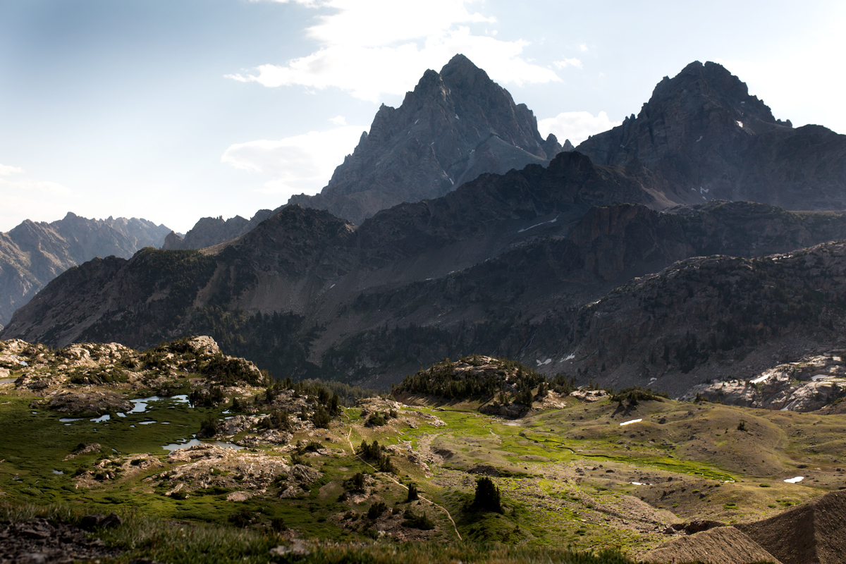 teton crest trail, teton crest trail backpacking guide, grand teton crest trail, backpacking, wyoming, grand teton national park, grand teton, tetons, hiking,